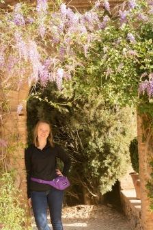 Brooke in Granada